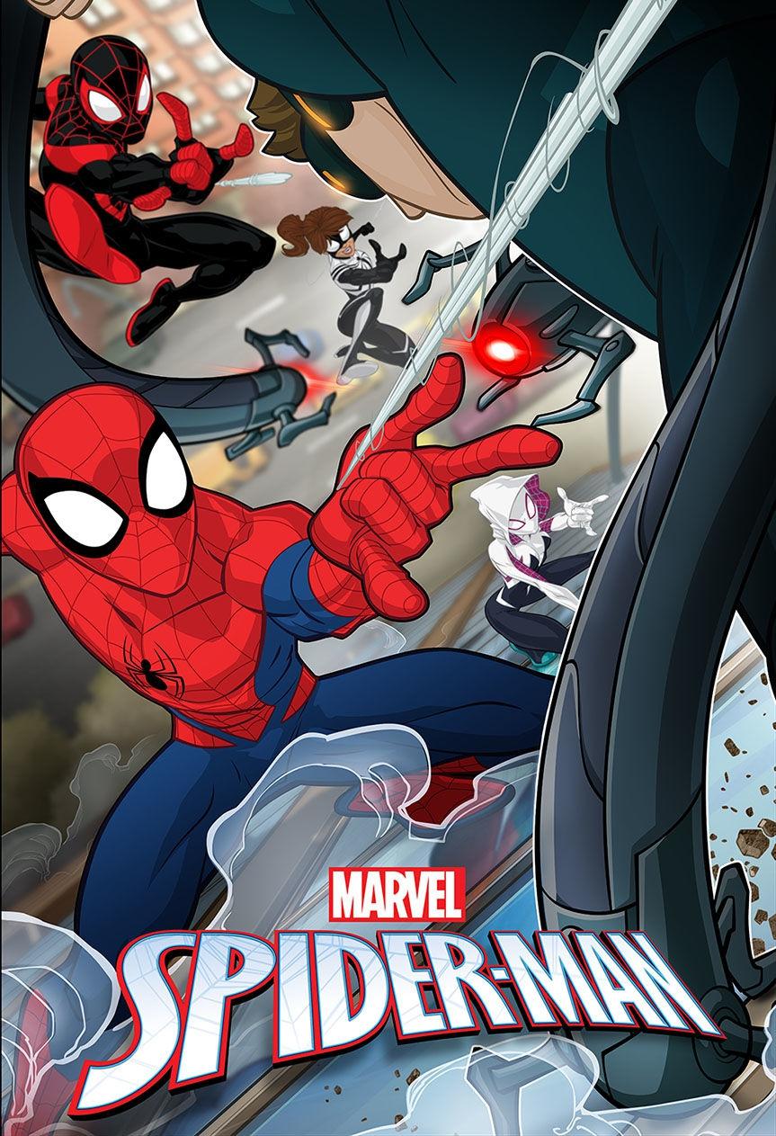 Marvel's Spider-Man สไปเดอร์แมน แมงมุมอหังการ์ (2018) SS2 ตอนที่ 1-26 พากย์ไทย